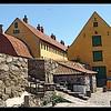 Travel; Denmark; Danmark; Bornholm; Christiansø;