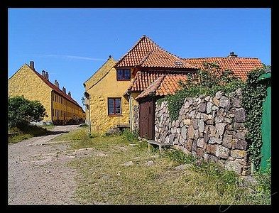 Denmark; Bornholm; Christiansø; DK;