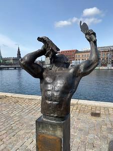 Denmark; CPH; Harbour; DK;