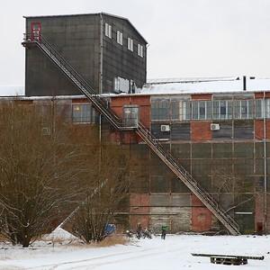 Factory Architecture; Fabriks arkitektur