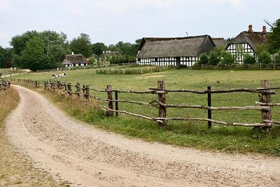 Denmark; Hjerl Hede; DK;