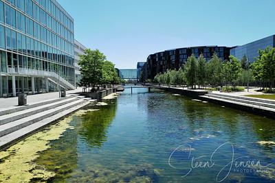Denmark; København; Ørestaden; DK;