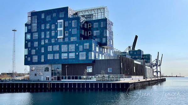 Denmark; København; Nordhavn; DK;
