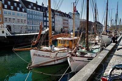 Denmark; København; Nyhavn; DK;
