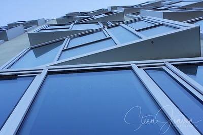 Modern Architecture - Moderne Arkitektur