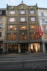 Denmark; København; Vesterbro; DK;