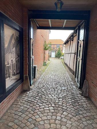 Travel; Denmark; Danmark; Ribe;