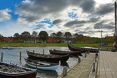 Travel; Denmark; Danmark; Roskilde;