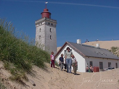 Denmark; Rubjerg Fyr; DK;
