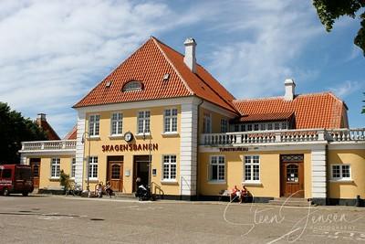Travel; Denmark; Danmark; Skagen;