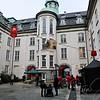 Reportage; Hovedpost kontoret; Post Nord Hotel;