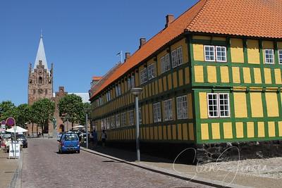 Travel; Denmark; Danmark; Grenaa;