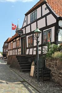 Travel; Denmark; Danmark; Ebeltoft;