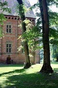 Travel; Denmark; Danmark; Voergaard;