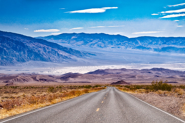 Badwater Ahead