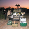 Sun Downer on Safari