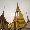 Phra Siratani Chedi in Bangkok