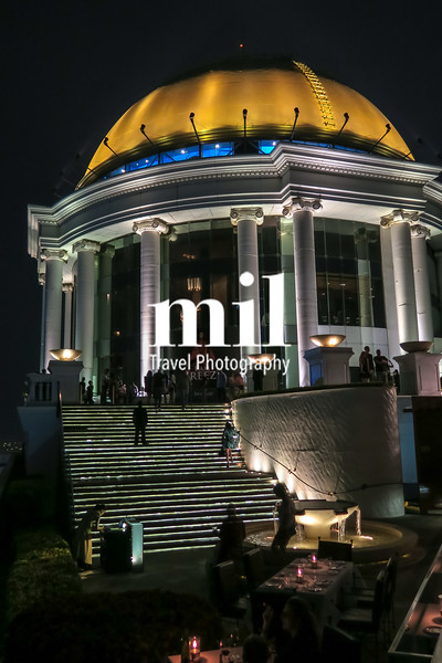 The Dome in Bangkok in Thailand