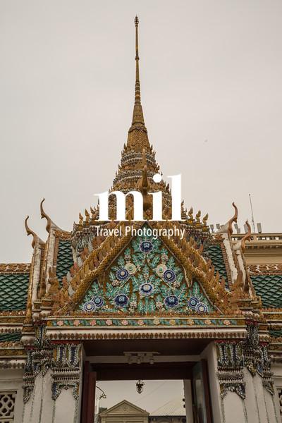Aphorn Phimok Prasat Pavilion in Bangkok