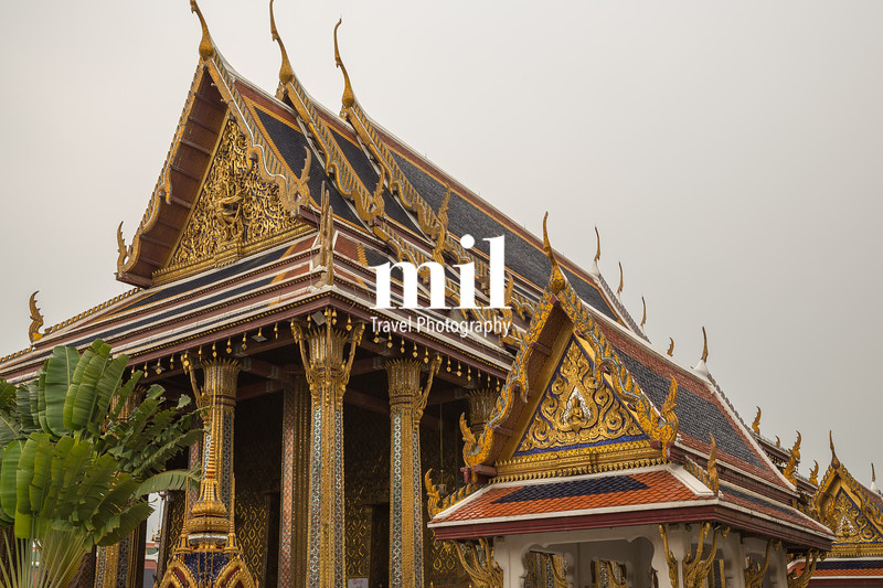 Phra Ubosoth or The Chapel of the Emerald Buddha