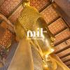 Reclining Bhudda Wat Pho in Bangkok