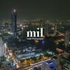 Bangkok Cityscape at Night
