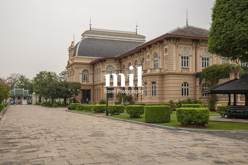 Borom Phiman Mansion in Bangkok