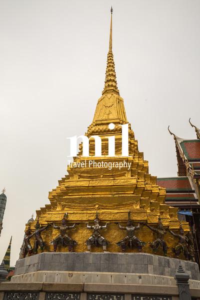 Prasat Phra Dhepbidorn The Royal Pantheon