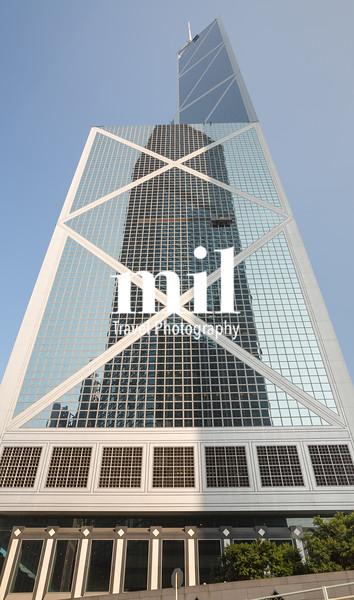 Hong Kong Skyline  Bank of China Tower