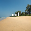 Hat Na Tai (Natai) beach