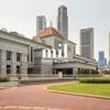 Parliament Building in Singapore