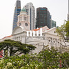 Old Colonial Buildings in Singapore