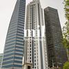 Financial District ogf Singapore City