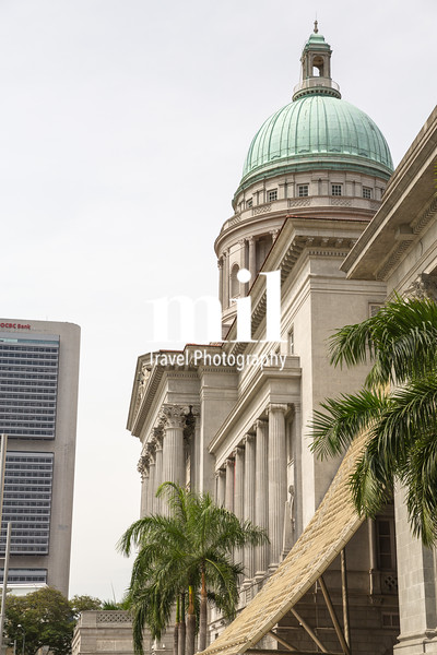 The National Gallery in Singapore