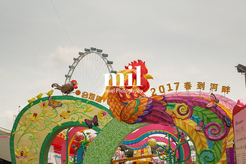 Chinese New Year 2017 in Singapore