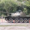 Tank at Reunification Palace (Independence Palace) in Ho Chi Minh City former Saigon