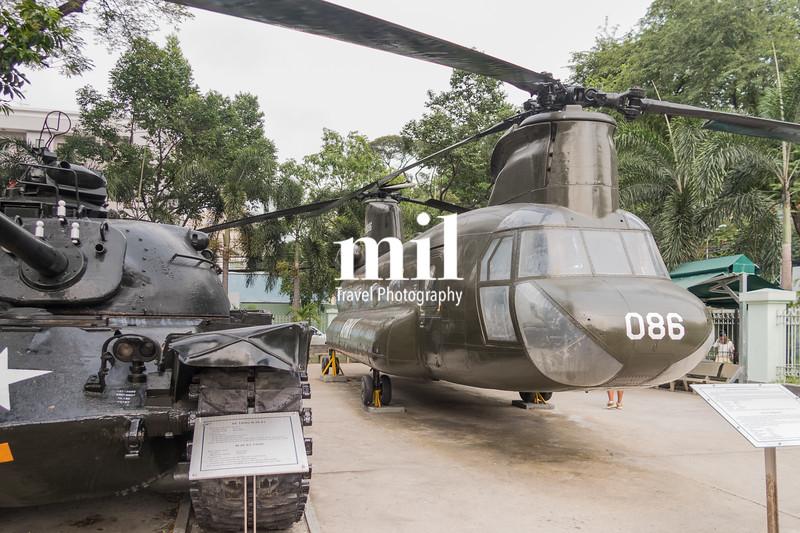 War Remnants Museum in Ho Chi Minh City former Saigon