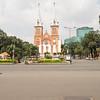 Saigon Ho Chi Minh City Notre Dame Basilica