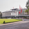 Reunification Palace (Independence Palace) in Ho Chi Minh City former Saigon