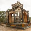 Khiem Tomb of Tu Duc in Hue Vietnam