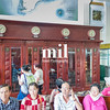 The Telephone Booths of Ho Chi Minh City Central Post Office former Saigon