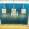 Vietnam War Indoor Firing Range of the Reunification Palace (Independence Palace) in Ho Chi Minh City former Saigon