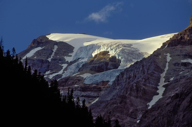 Glacier, Canadian Rockies