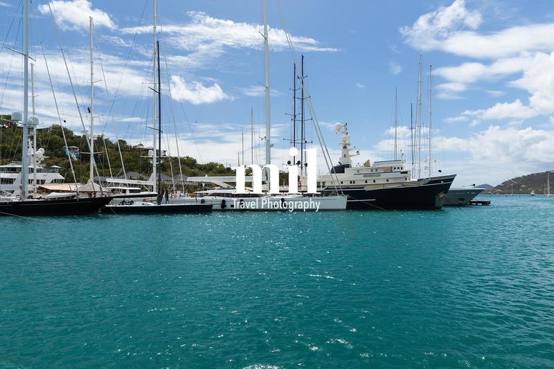Nelson's Dockyard in Antigua