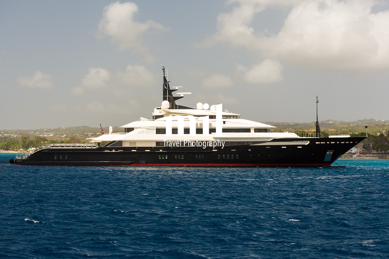 Luxury Cruiser in Barbados