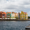 Willemstad in Curacao