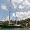 Harbour in St Lucia