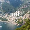 Positano on the Amalfi Coast in Italy