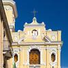 The architecture of Sorrento on the Amalfi Coast