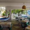 Restaurant on the Amalfi Coast